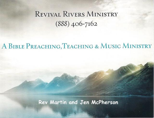 Revival Rivers Ministry